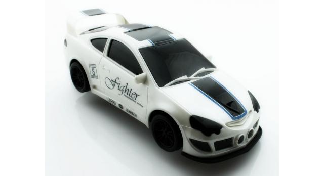 Р/У спортивная машина Honda Integra в ассортименте 1/18 + свет 4