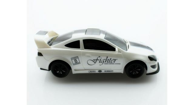 Р/У спортивная машина Honda Integra в ассортименте 1/18 + свет 5