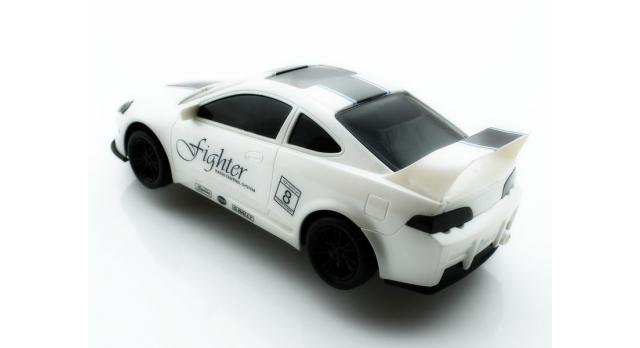 Р/У спортивная машина Honda Integra в ассортименте 1/18 + свет 8
