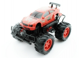 Р/У внедорожник Monster Truck Mercedes-Benz в ассортименте 1/14 + свет + звук