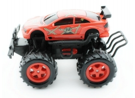 Р/У внедорожник Monster Truck Mercedes-Benz в ассортименте 1/14 + свет + звук 1