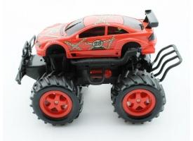 Р/У внедорожник Monstre Truck Marsedes-Benz в ассортименте 1/16 + свет + звук 1