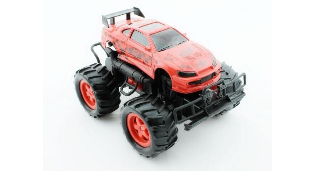 Р/У внедорожник Monstre Truck Nissan Silvia в ассортименте 1/16 + свет + звук 4