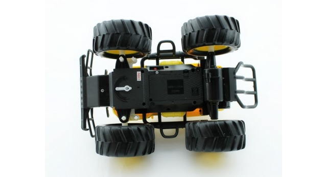 Р/У внедорожник Monstre Truck Pickup Mars в ассортименте 1/16 + свет + звук 9