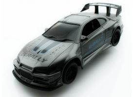 Р/У спортивная машина Nissan Skyline в ассортименте 1/18 + свет