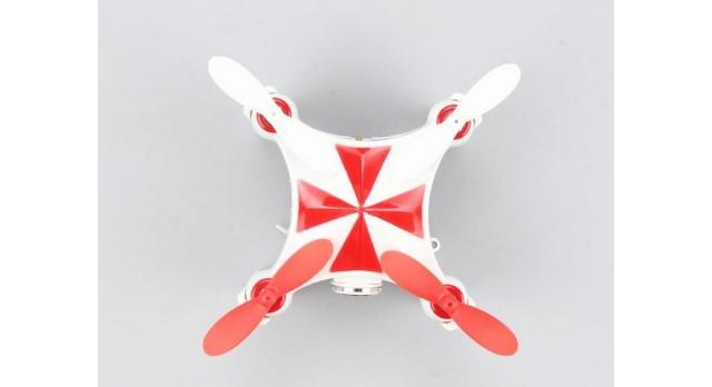 Р/У квадрокоптер Cheerson CX-OF-TX Mini, Wi-Fi, Optical Flow, RTF 2.4G (красный) 4