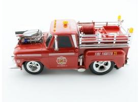 Р/У пожарная машина из серии &quotMuscle Сar&quot с гоночным Мотором 1/16 + свет + звук 1