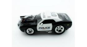 Р/У полицейская машина из серии &quotMuscle Сar&quot с гоночным Мотор. 1/16+свет+звук 2