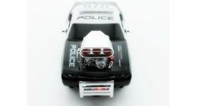 Р/У полицейская машина из серии &quotMuscle Сar&quot с гоночным Мотор. 1/16+свет+звук 7
