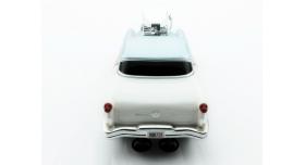 Р/У машина из серии &quotMuscle Сar&quot с гоночным Мотором 1/16 + свет + звук голубая 7