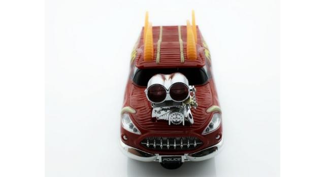 Р/У машина &quotДракон&quot из серии &quotMuscle Сar&quot с гоночным Мотором 1/16 + свет + звук пульт пистол. типа 3