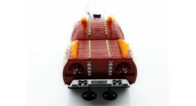 Р/У машина &quotДракон&quot из серии &quotMuscle Сar&quot с гоночным Мотором 1/16 + свет + звук пульт пистол. типа 7