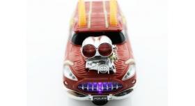 Р/У машина &quotДракон&quot из серии &quotMuscle Сar&quot с гоночным Мотором 1/16 + свет + звук пульт пистол. типа 10