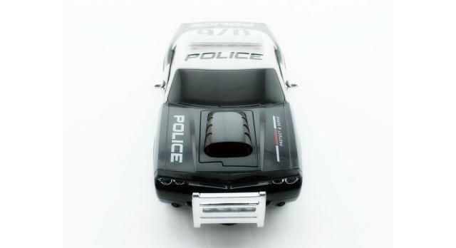 Р/У полицейская машина из серии &quotMuscle Сar&quot 1/16 + свет + звук 3
