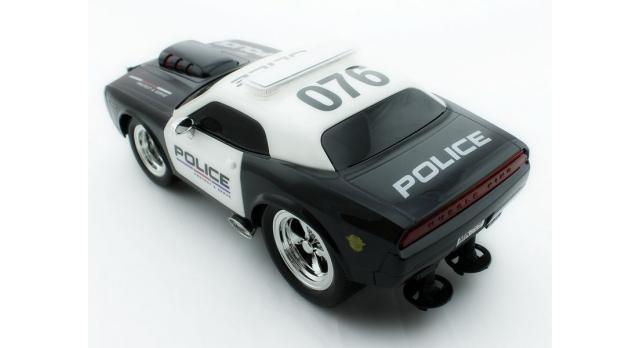 Р/У полицейская машина из серии &quotMuscle Сar&quot 1/16 + свет + звук 7