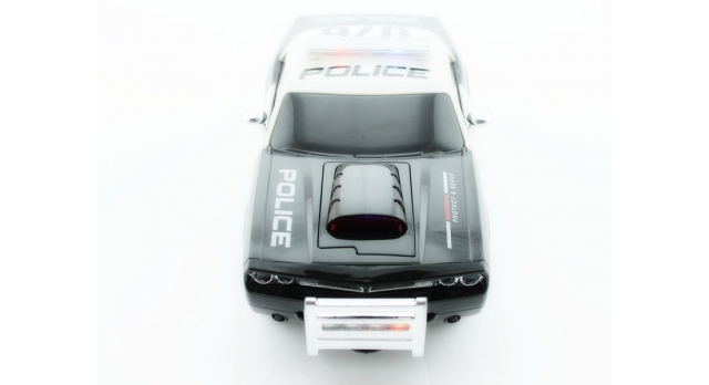 Р/У полицейская машина из серии &quotMuscle Сar&quot 1/16 + свет + звук 11