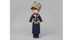 Сувенирная кукла «ВДВ» / Полковник в папахе [п-126-2]