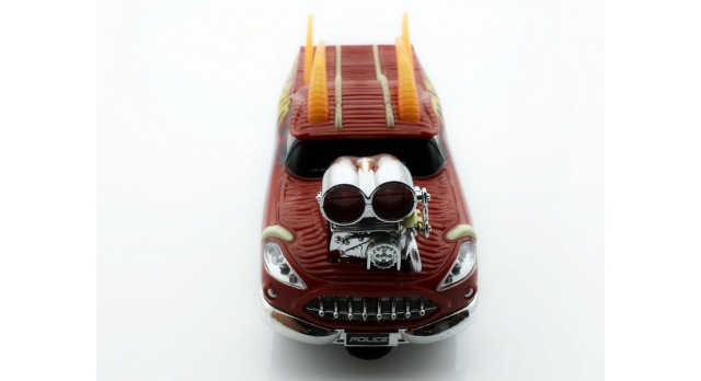 Р/У машина &quotДракон&quot из серии &quotMuscle Сar&quot с гоночным Мотором 1/16 + свет + звук 3