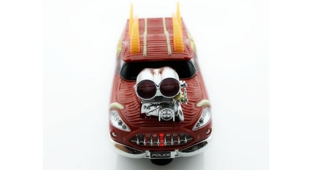 Р/У машина &quotДракон&quot из серии &quotMuscle Сar&quot с гоночным Мотором 1/16 + свет + звук 6