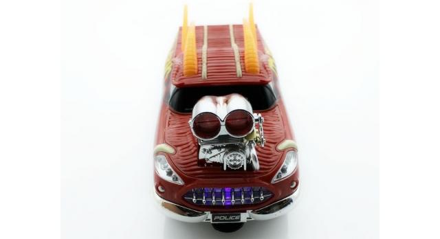 Р/У машина &quotДракон&quot из серии &quotMuscle Сar&quot с гоночным Мотором 1/16 + свет + звук 8