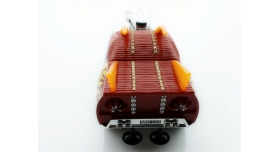 Р/У машина &quotДракон&quot из серии &quotMuscle Сar&quot с гоночным Мотором 1/16 + свет + звук 12