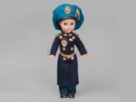 4137 Сувенирная кукла «ВДВ»