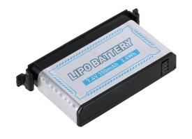 Аккумулятор Li-Po 350mAh, 7,4V для CX-60