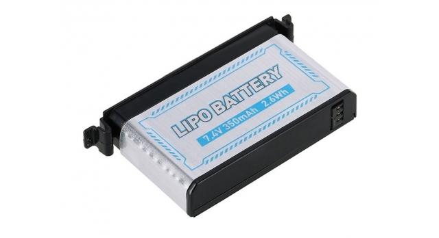 Аккумулятор Li-Po 350mAh, 7,4V для CX-60 1