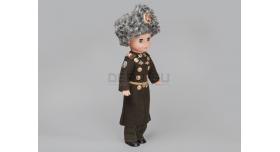 Сувенирная кукла «ВВС» / Майор в папахе [п-128-1]