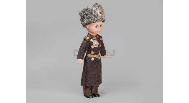 Сувенирная кукла «ВВС» / Полковник со значком военного училища [п-128]