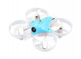 Р/У квадрокоптер Cheerson CX-95W WiFi Mini Racing Drone RTF 2.4G (синий)