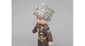 Сувенирная кукла «ВВС» / Полковник со значком авиационно-технического военного училища [п-128-2]