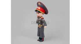 Севенирная кукла «Маршал» /  Со значком ВВС [п-127]
