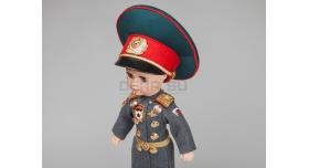 Севенирная кукла «Маршал» /  Со значком «гвардия» [п-127-1]