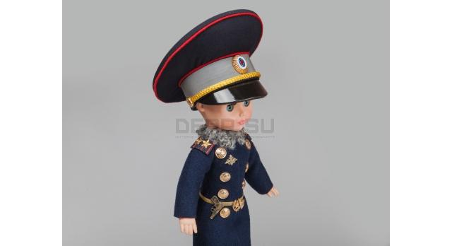 Сувенирная кукла «ФСБ» / Подполковник с пистолетом Макарова [п-130]