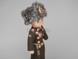 4196 Сувенирная кукла «танковые войска»