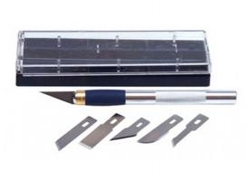 Инструмент Artesania Latina Нож Nº 5 PRO + 6 BLADES в коробке