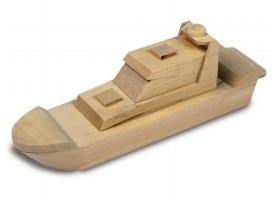 Сборная деревянная модель лодки Artesania Latina PATROL BOAT 1