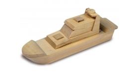 Сборная деревянная модель лодки Artesania Latina PATROL BOAT 2