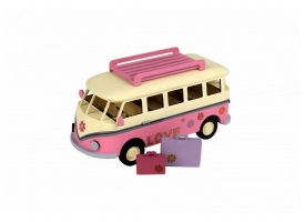 Сборная деревянная модель автомобиля Artesania Latina Holiday's Van