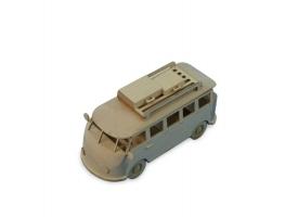 Сборная деревянная модель автомобиля Artesania Latina Holiday's Van 1
