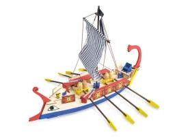 Сборная деревянная модель корабля Artesania Latina AVE CAESAR (ROMAN SHIP)