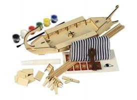 Сборная деревянная модель корабля Artesania Latina AVE CAESAR (ROMAN SHIP) 1