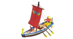 Сборная деревянная модель корабля Artesania Latina CLEOPATRA (EGYPTIAN BOAT) 1