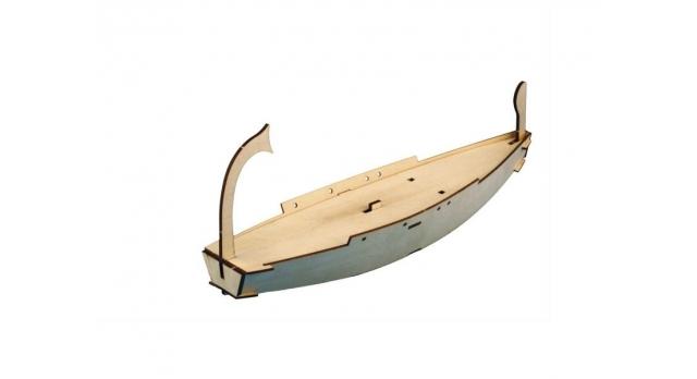 Сборная деревянная модель корабля Artesania Latina CLEOPATRA (EGYPTIAN BOAT) 3