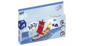 Сборная деревянная модель корабля Artesania Latina CLEOPATRA (EGYPTIAN BOAT) 8