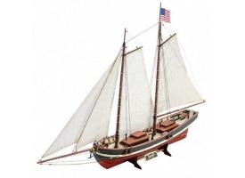 Сборная деревянная модель корабля Artesania Latina NEW SWIFT, 1/50