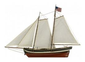 Сборная деревянная модель корабля Artesania Latina NEW SWIFT, 1/50 1
