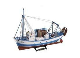 Сборная деревянная модель корабля Artesania Latina MARE NOSTRUM 2016, 1/35