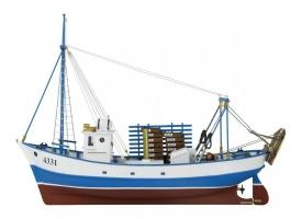 Сборная деревянная модель корабля Artesania Latina MARE NOSTRUM 2016, 1/35 1